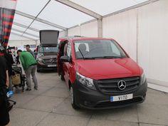 Triatlon Zarautz Mercedes Benz Vito, Vehicles, Car, Autos, Automobile, Vehicle