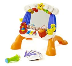 Fisher-Price Little Superstar Sing-Along Stage $52.99