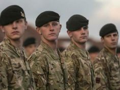 UK under fire for recruiting an 'army of children' - Home News - UK - The Independent