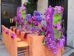 Portfolio   New York Floral Design Wedding Planner Bar/Bat Mitzvah