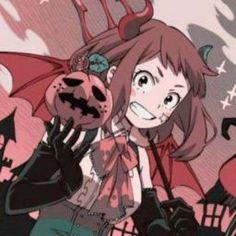 Cute Anime Profile Pictures, Matching Profile Pictures, Cute Anime Pics, Profile Pics, Anime Halloween, Halloween Icons, Anime Best Friends, My Hero Academia Manga, Boku No Hero Academia