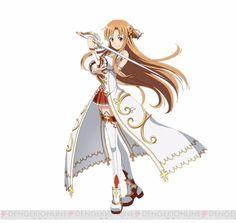 Asua Yuuki (Sword Art Online)