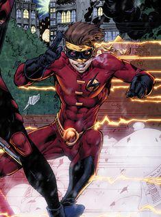 Bart Allen: Teen Titans #4