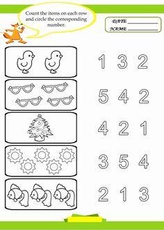 Free Printable Preschool Worksheets Color by Number NUMBERS 1 – 10 Pre Writing Worksheets Line Tracing Worksheets Shape Tracing Worksheets Picture . Counting Worksheets For Kindergarten, Color Worksheets For Preschool, Math Assessment, Printable Math Worksheets, Numbers Preschool, Kindergarten Math Worksheets, Tracing Worksheets, Free Preschool, Preschool Printables