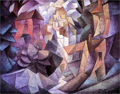 purple cubist - Google Search