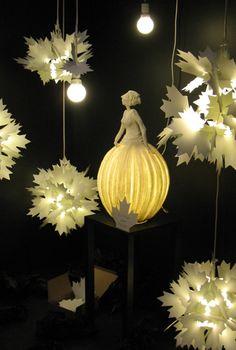 Extra Off Coupon So Cheap Papier-mâché by Sophie Mouton-Perrat Paper Art, Paper Crafts, Creation Deco, Paperclay, Paper Lanterns, Wire Art, Lamp Light, Art Dolls, Origami