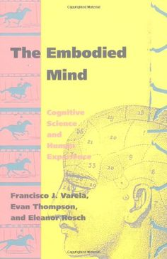 The Embodied Mind: Cognitive Science and Human Experience by Francisco J. Varela http://www.amazon.com/dp/0262720213/ref=cm_sw_r_pi_dp_Tk.4ub0056WGD