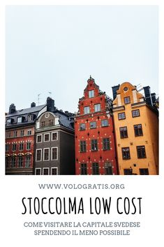 Stoccolma low cost: come visitare la capitale svedese spendendo poco Travel List, Time Travel, Surf, Picture Places, Sweden Travel, Best Travel Guides, Next Holiday, What A Wonderful World, Life Is An Adventure