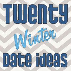 20 Winter Date Ideas