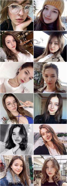 Angelina Danilova.