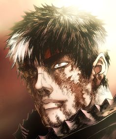 Guts - The Black Swordsman