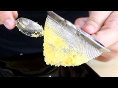Silky Egg Yolk - Food Technique
