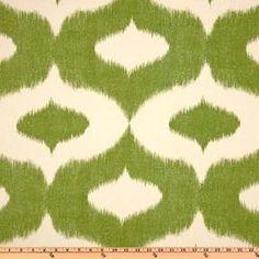 Lattice Bamboo Fabric - modern - upholstery fabric - Lewis & Sheron Fabrics