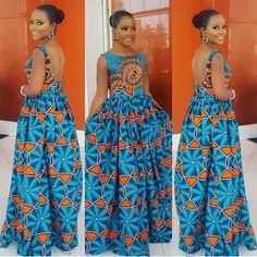 @iamnini1 in @divine_fabrics_designs #AsoEbiBella