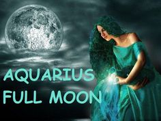 The Spiritual Chances Of The Upcoming Aquarius Full Moon & Lunar Eclipse