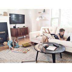 Lately on Instgram via simply grove Backyard House, Pretty Room, Sweet Home Alabama, Piece A Vivre, Interior Decorating, Interior Design, Modern Cabinets, Living Area, Living Rooms