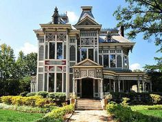 The picture-perfect Victorian home featured in the 2012 movie The Odd Life of Timothy Green was placed on the market for $1.39 million in July 2012, according to Zillow.com. The property, located in Newnan, Georgia, includes the 5,500-square-foot house, a three-bedroom guest house, a pool, a pond, and a gazebo. Built in 1842, the details of the restored home are to die for, including gingerbread trim and stained glass windows.