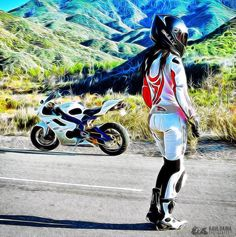 Real Biker Women ms_keerati