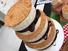 Bolo de Paçoca | Tortas e bolos | Mais Você - Receitas Gshow