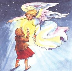 The Little Match Girl. Just a great Christmas time story.