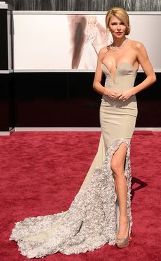 Brandi Glanville at the Oscars