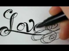 Site with video collections showing how to draw fancy letters, graffiti letters, bubble letters, Gothic letters, 3D letters, etc.
