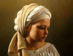 Browse One Of My Most Favorite Portrait Artists David Gray Paintings, He Was Born On Acquired A Strong Foundation Education In Art While Obtaining BFA From Pacific Lutheran University Tacoma. David Gray, Classical Realism, Hyper Realistic Paintings, Oil Portrait, Portrait Paintings, Foto Art, Figure Painting, Art Photography, Toddler Girls