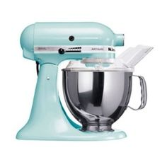 KitchenAid Artisan Mixer, Ice Blue by Ki...