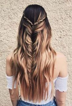 tree braids hairstyles quick braided hairstyles hair braid designs braided updo hairstyles braided hairstyles for women pretty braided hairstyles plait hairstyles hair braid ideas hairstyles boho 25 Different Ways to Wear Braids for a Fuss-Free Summer Tree Braids Hairstyles, Pretty Braided Hairstyles, Braided Prom Hair, Braided Updo, Fishtail Hairstyles, Hairstyles 2018, Teenage Hairstyles, Hairstyles Pictures, Quick Hairstyles