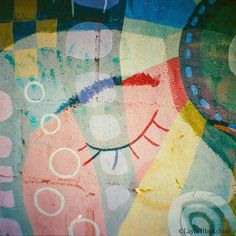 25% off with code SUMMER25 at checkout! - Austin Street Art  Abstract Double Exposure by PictureBook on Etsy #lomography #film #analog #35mm #doubleexposure #dianamini #photography #etsy #sale #streetart #austintexas #austin #texas