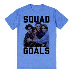 Squad Goals, Boy Meets World