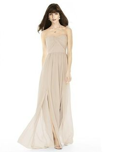 After Six Bridesmaids Style 6794 - cameo or topaz