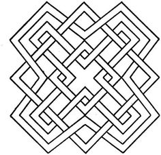 Free Geometric Coloring Pages Free Geometric Coloring Pages  Geometric Printable Coloring .
