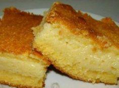 Bolo de Milho Cremoso - Veja mais em: http://www.cybercook.com.br/receita-de-bolo-de-milho-cremoso.html?codigo=119731