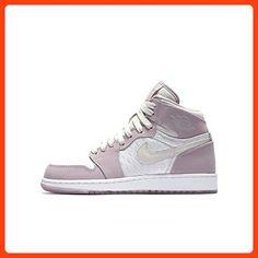 Nike Air Jordan 1 Retro Hi Premium HC Light Bone Light Plum 832596-025  (SIZE  8.5Y) ( Partner Link) 014b7246de02c