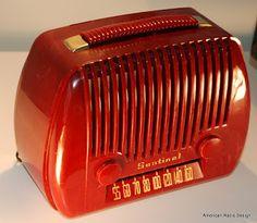 *American*Radio*Design* - Greg Mercurio - Deco-Mid Century, Retro Styled Vintage Tube Radios : 2011