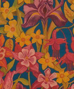 Liberty Art Fabrics Brightley B Tana Lawn Cotton | Fabrics | Liberty.co.uk