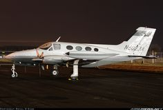 Cessna 414 aircraft picture