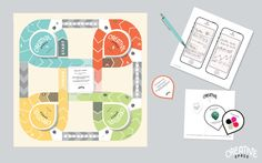 Creative Space, Senior Thesis Project on Behance