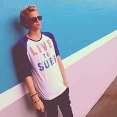 Cody enjoys surfing in his spare time Beautiful Boys, Beautiful People, Hello Gorgeous, Alli Simpson, Young Actors, Work Shirts, Music Is Life, Pretty People, Hot Guys