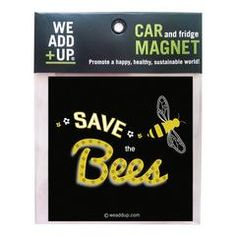 This Indoor/Outdoor magnet will adhere to your fridge or your car! Spread the word that there are actions we can all take to create a more just and thriving world....