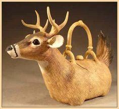 deer-teapot