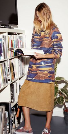 Victoria Sekrier - Never Underdressed secondfloorflat.com