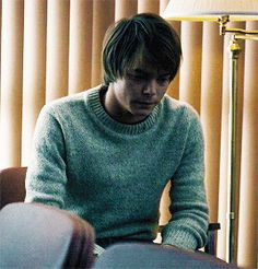 """theflavourofyourlips: """""""" can we get like an appreciation post for that one grey jumper jonathan wore """" """" Get Likes, Tv Shows, Men Sweater, Club, Canning, Style, Home Canning, Stylus, Conservation"""