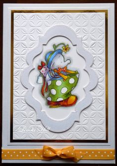 send in the clowns Humphrey Scrapbook Cards, Scrapbooking, Crafters Companion Cards, Send In The Clowns, Spectrum Noir, Video Tutorials, Colouring, Envy, Christmas Cards