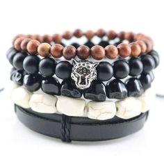 GRAZED - Multi-Layered Bracelets - Various