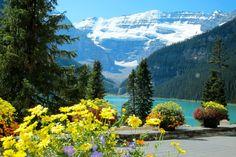 Hotel Fairmont Chateau Lake Louise, Canadá