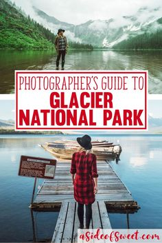 Guide to Glacier National Park in Western Montana. Read on for best hikes, what to do and where to stay in this FREE travel guide! Free Travel, Travel Usa, Canada Travel, Alaska Travel, Alaska Cruise, Spain Travel, Solo Travel, Nationalparks Usa, Glacier National Park Montana