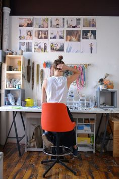 12 inspiring art studios creative spaces for the organized artist how to organize artist office