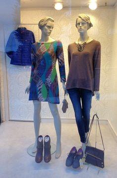 Nally & Millie; DL1961 skinny jeans; Michael Kors phone wristlet; Hammitt crossbody; Patagonia down jacket; ankle boots by Bella Vita and Toms denim herringbone lace-up shoes